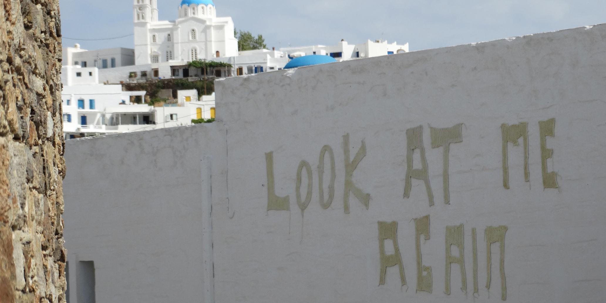Look at me again